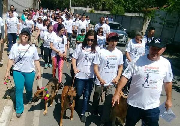 Itapecerica da Serra realiza 2ª Caminhada da Primavera no Embu Mirim