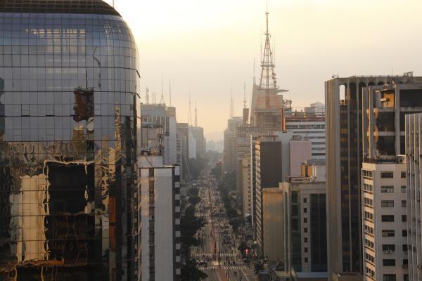 Temperatura em São Paulo SP para quinta-feira, 3 de outubro