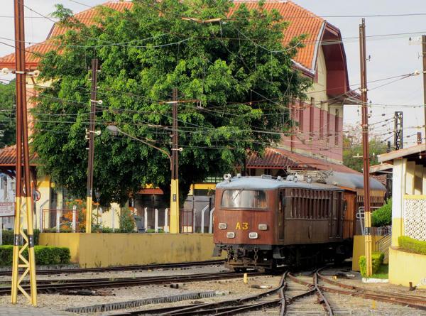 Estrada de Ferro terá trens especiais neste fim de semana - Foto: Divulgação/STM