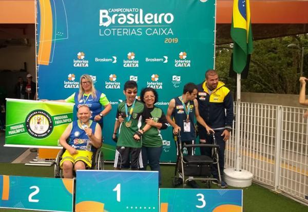 Taboão da Serra : Japa Léguas é bicampeão do Circuito Loterias Caixa de Atletismo