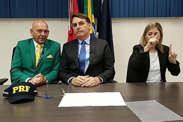 Foto: Facebook/Presidente Jair Bolsonaro