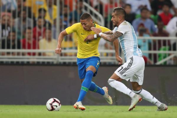 Seleção Brasileira enfrentará Argentina e Coreia do Sul em novembro