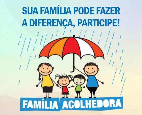 Embu das Artes : Projeto Família Acolhedora será lançado na sexta-feira, 25, no Fórum