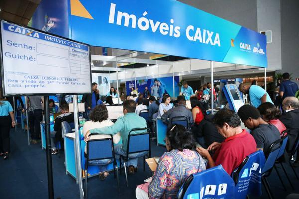 Caixa Econômica Federal reduz taxas para empréstimos imobiliários - Foto: José Cruz/ABr