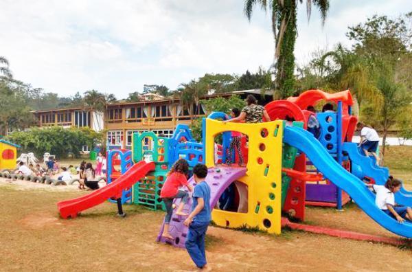 Itapecerica da Serra: alunos da Escola Municipal Azaleia visitam o Parque do Povo