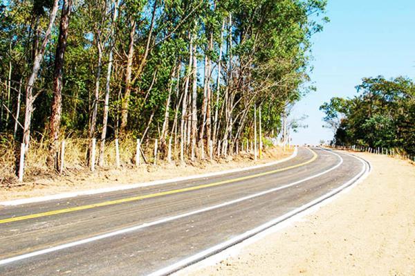 Mogi Guaçu : Avenida Nico Lanzi será inaugurada dia 8 de novembro