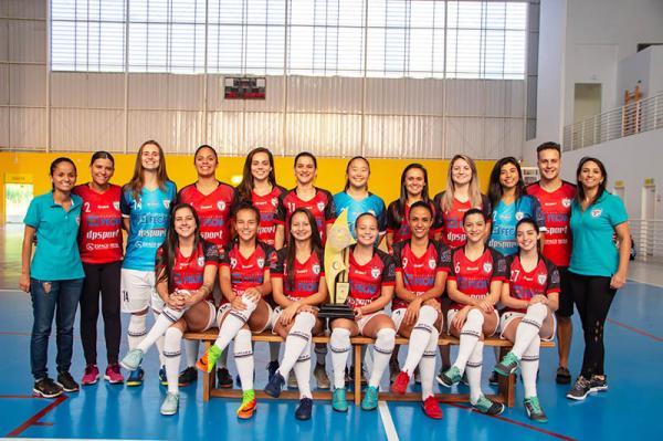 Taboão da Serra : Futsal Feminino faz primeiro jogo da final da Copa do Brasil neste domingo, 3