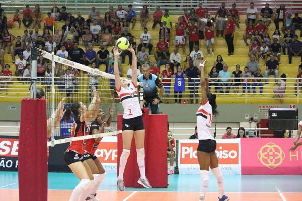 São Paulo/Barueri elimina Sesi Bauru e faz final contra Osasco nesta terça em casa - Foto: PMB