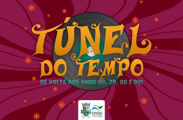 Parque do Povo em Itapecerica da Serra terá evento musical intitulado Túnel do Tempo, dia 9