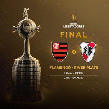 Final da Libertadores deste ano é transferida para Lima, no Peru