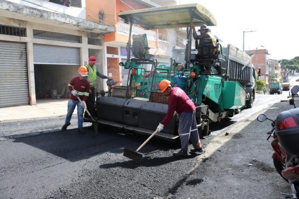 Jandira já recapeou mais de 24 km em diversas ruas e avenidas da cidade