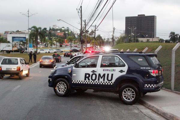 Barueri : SSP-SP divulga dados que mostram queda da criminalidade no município