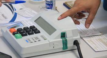 Mais de 90 mil eleitores de Taboão da Serra não cadastraram a biometria obrigatória