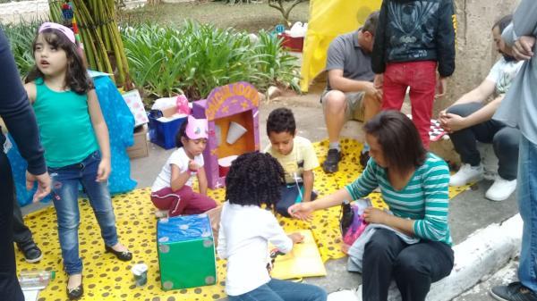 Taboão da Serra: veja fotos do Matematicando no Parque