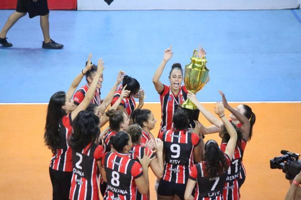 Barueri : São Paulo/Barueri conquista título inédito no Campeonato Paulista de Vôlei Feminino