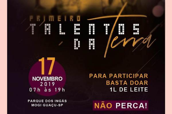 Mogi Guaçu : Primeira edição do 'Talentos da Terra´ será realizado no domingo,17