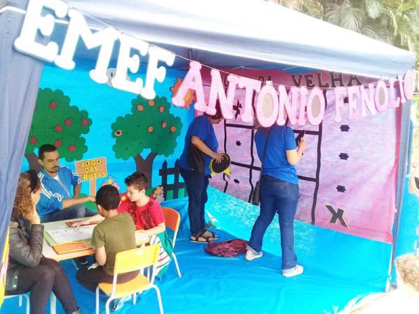 Taboão da Serra : Matematicando no Parque leva diversão e inovação ao Parque das Hortênsias