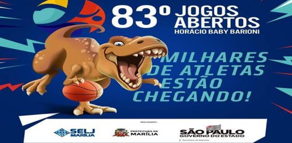 Há 9 horas Osasco disputa com 251 atletas nos 83º Jogos Abertos do Interior em Marília - Jornal SP Repórter News