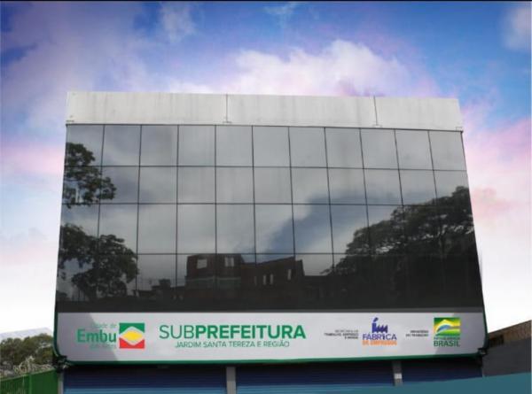 Embu das Artes ganhará uma subprefeitura