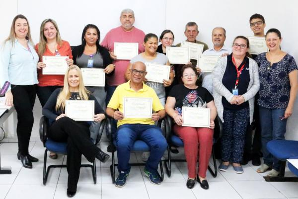 Itapecerica da Serra : Formatura de Conselheiros Municipais de Saúde