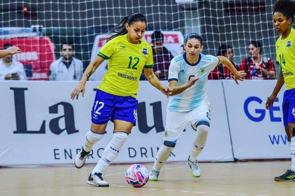 Atletas do Futsal Feminino são convocadas para a Copa América no Paraguai - Foto: divulgação