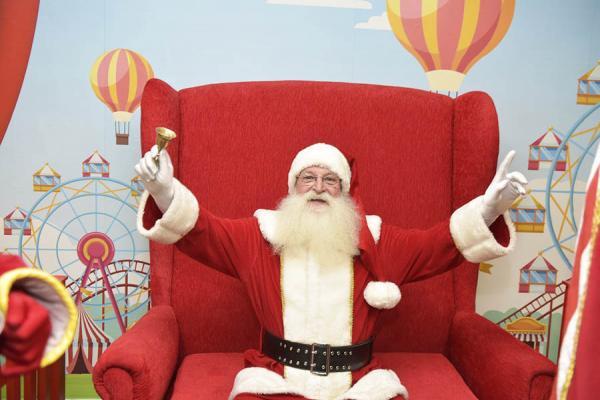 Natal dos Sonhos chegou ao Itapecerica Shopping para realizar os desejos e encantar os clientes
