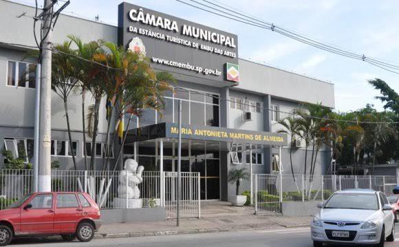Câmara de Embu das Artes abre concurso público com vagas de até R$8.241,31