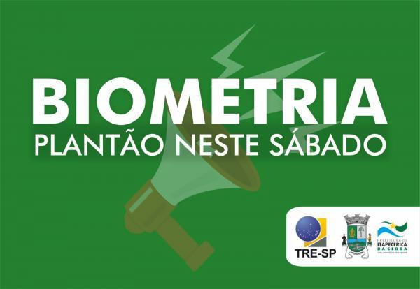 Ainda não fez a Biometria? Itapecerica da serra terá Postos com plantão neste sábado, 30