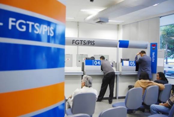 Caixa inicia liberação FGTS dos nascidos em agosto sem conta no Banco - Foto divulgação