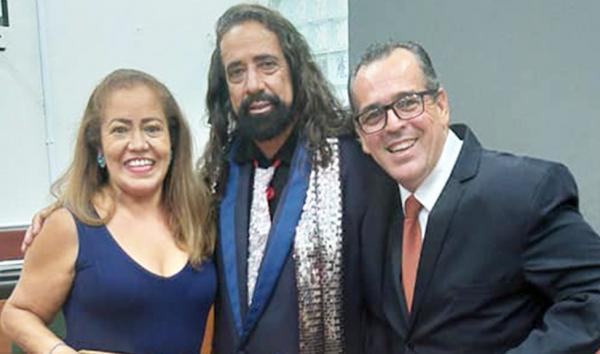 Machado MG: Zé Marin é homenageado e recebe o título de Cidadão Machadense
