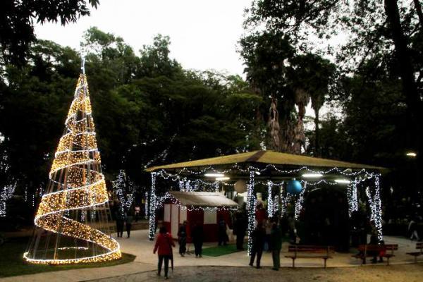 Santo André SP : Cidade ganha Vila de Natal e Carreta do Papai Noel.