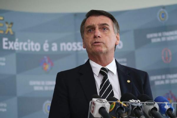 Polícia Federal investiga ameaças contra presidente Jair Bolsonaro
