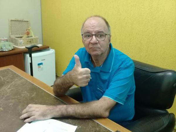 Taboão da Serra: Quando você se sente amado, você tem forças, diz vice-prefeito após AVC