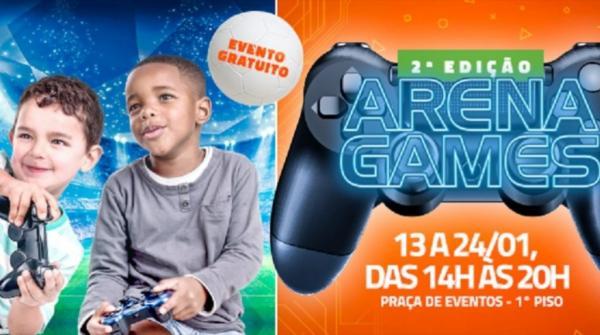 Itapecerica da Serra: Itapecerica Shopping terá competição de games