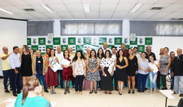 Posse do novo Conselho Tutelar de Itapecerica da Serra