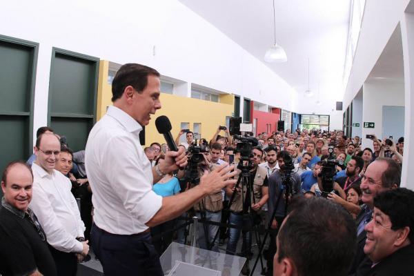 Governo do Estado entrega Creche Escola em Cerquilho - Foto: Governo de SP