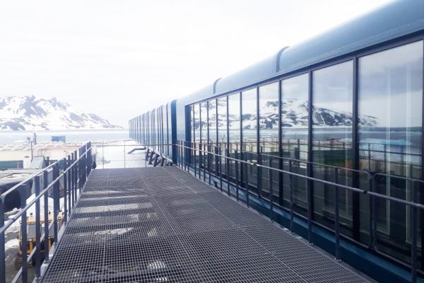 Base brasileira na Antártica será reinaugurada na terça-feira, 14