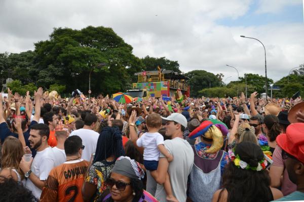 Roteiro do Carnaval de São Paulo terá 865 blocos e cordões