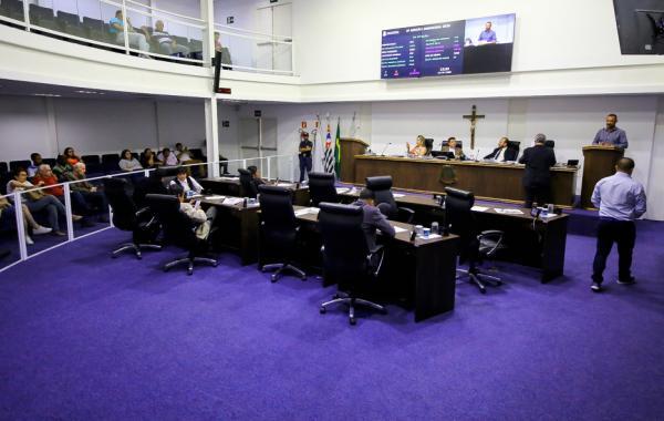 Orçamento de Taboão da Serra volta a ser discutido na Câmara dia 21