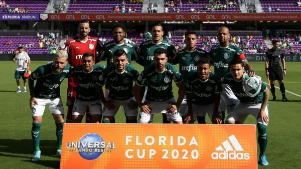 Palmeiras é campeão de torneio internacional