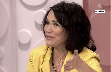 Regina Duarte irá a Brasília conhecer Secretaria de Cultura