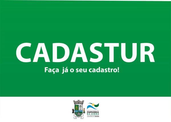 Itapecerica da Serra: Campanha de Cadastramento CADASTUR