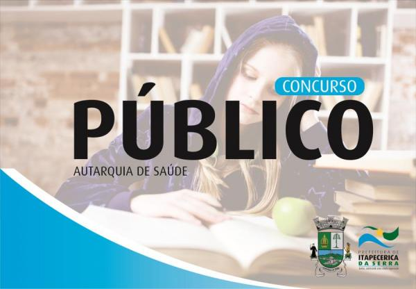 Prefeitura de Itapecerica da Serra abre concurso na saúde para diversos cargos