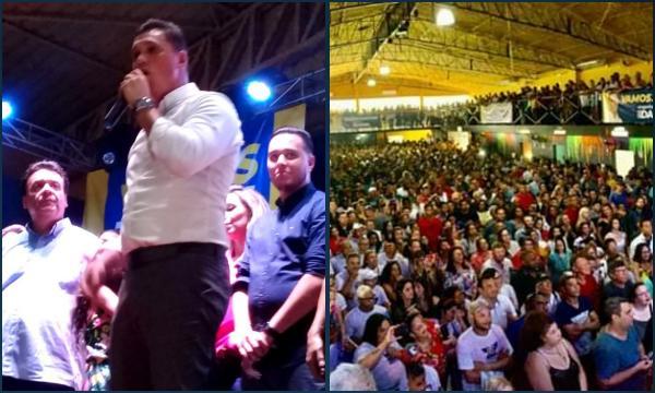 Taboão da Serra: Engenheiro Daniel é lançado pré-candidato a prefeito