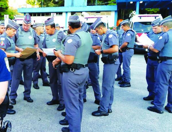 São Paulo : Governo autoriza contratação de 5,6 mil policiais militares