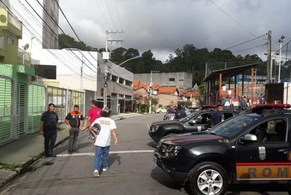 Foto: Agentes de Trânsito de Taboão da Serra/Facebook