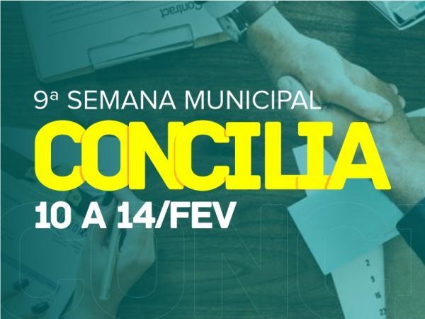 Prefeitura de Embu das Artes promove a 9ª Semana Municipal de Conciliação