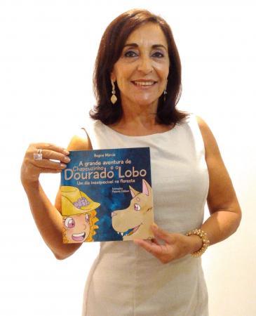 Professora da rede de ensino de Taboão da Serra lança livro na Bienal Internacional