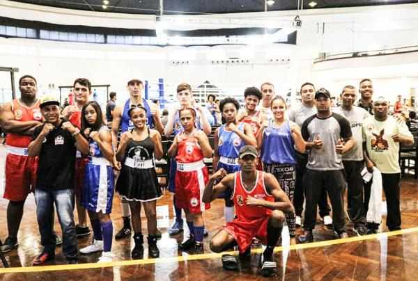 Taboão da Serra : Atletas conquistam 13 medalhas no Forja Campeões no Esporte Clube Pinheiros