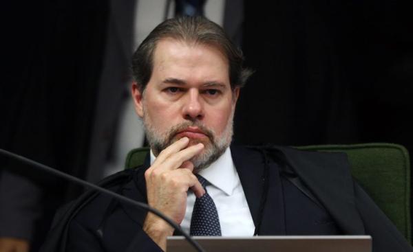 Ministro Dias Toffoli é eleito presidente do Supremo Tribunal Federal